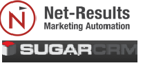 Net-Results SugarCRM logos
