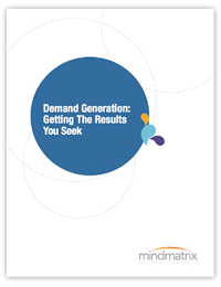 Shadow Demand Generation Getting The Results You Seek 1