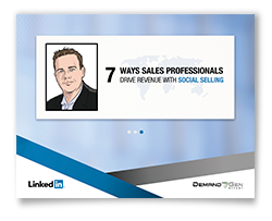 Shadow LinkedIn 7 Ways Sales Professionals Drive Revenue-with Social-Selling ebook v19