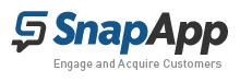 SnapApp Logo with Tag