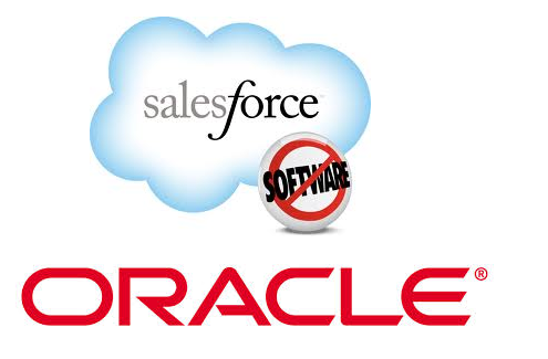 salesforceoracle