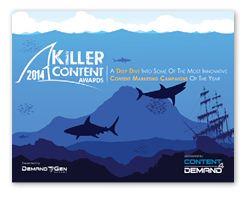 shadow DGR Report Killer Content Awards 2014