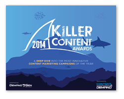 shadow Killer Content Awards Report 2014 1