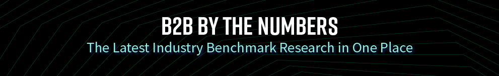 B2B By The Numbers