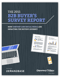 Shadow DGR DG0024 SURV B2B Buyers Survey Jun 2015 1