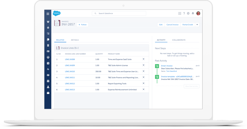 introducing salesforceiq crm 1 sales tools