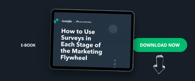 How To Use Surveys In Each Stage Of The Marketing Flywheel