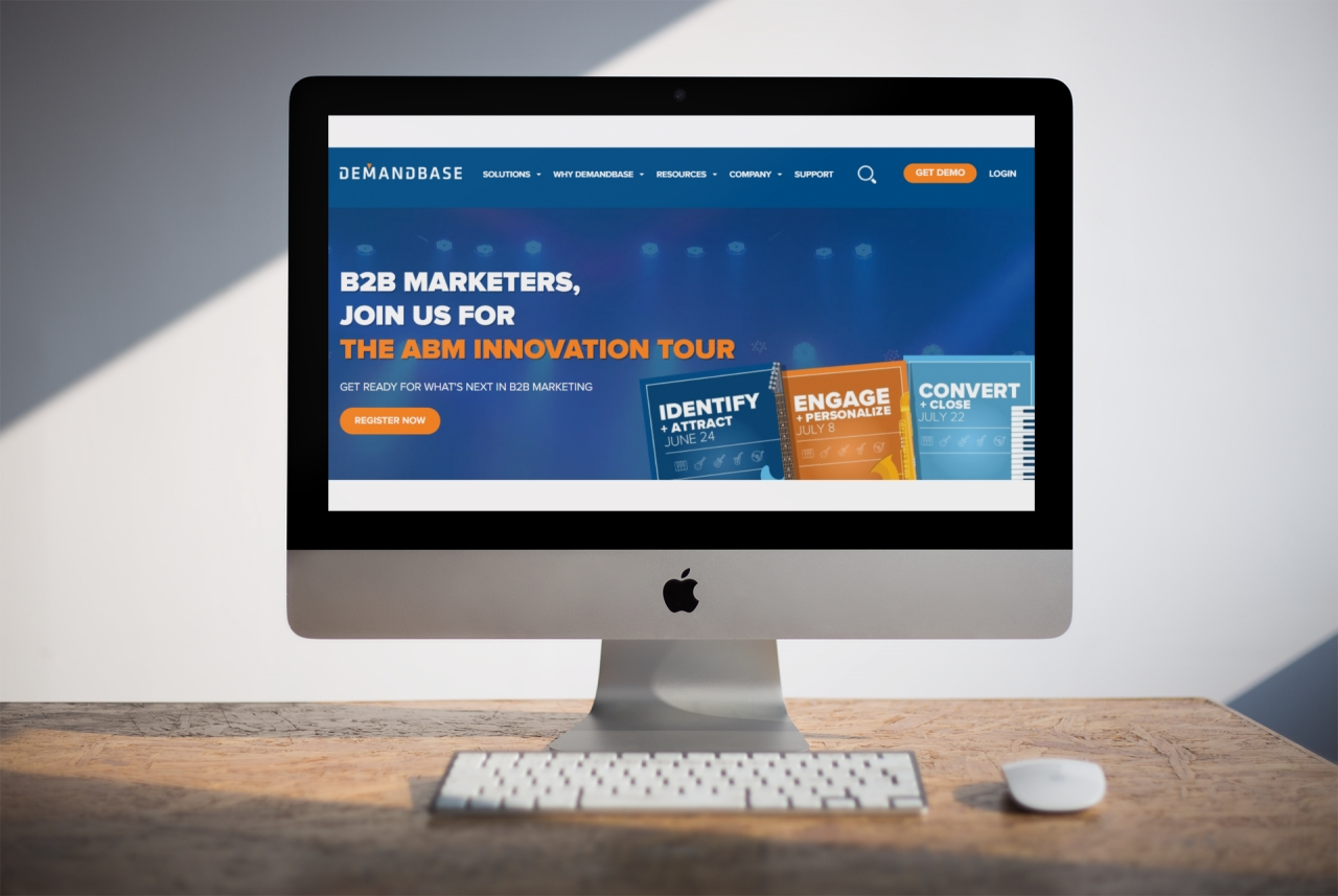 Demandbase Launches Virtual ABM Innovation Tour