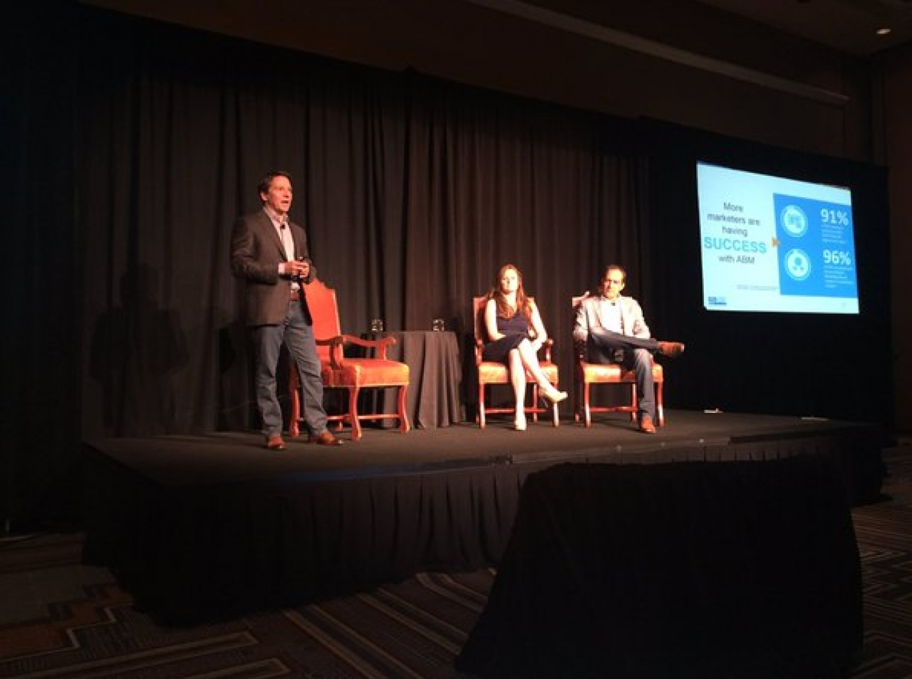 Atmel's Sander Arts, Extole's Jen Gray Reveal ABM Journeys At C2C16