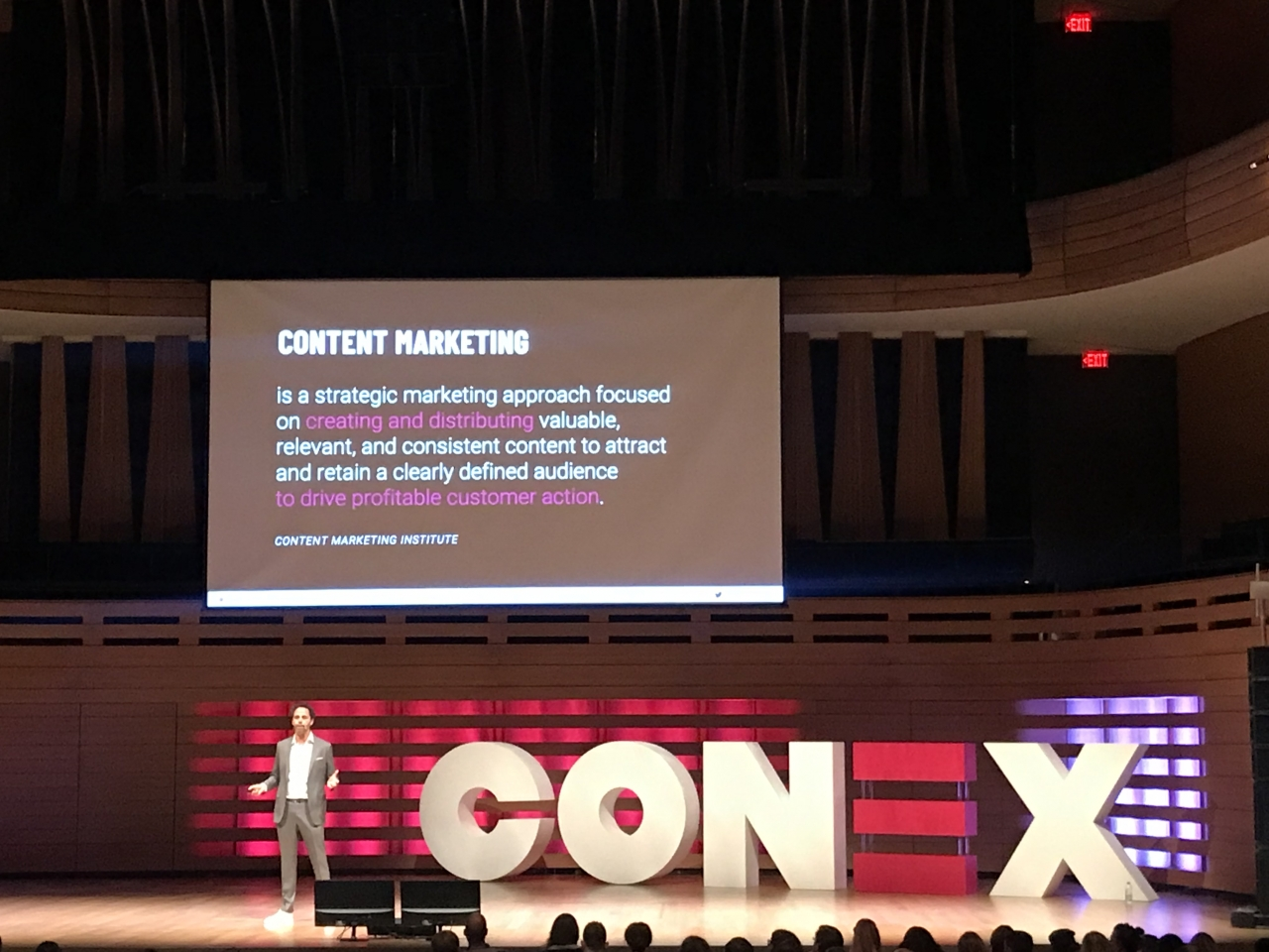 Conex 2019: Enhancing Content Creation & Distribution Strategies To Cater To Modern Buyers