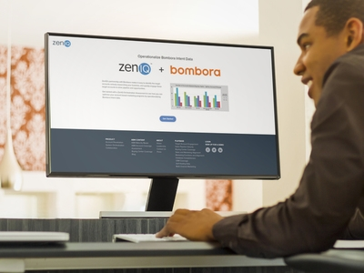 ZenIQ Partners With Bombora To Fuel ABM With Intent Data