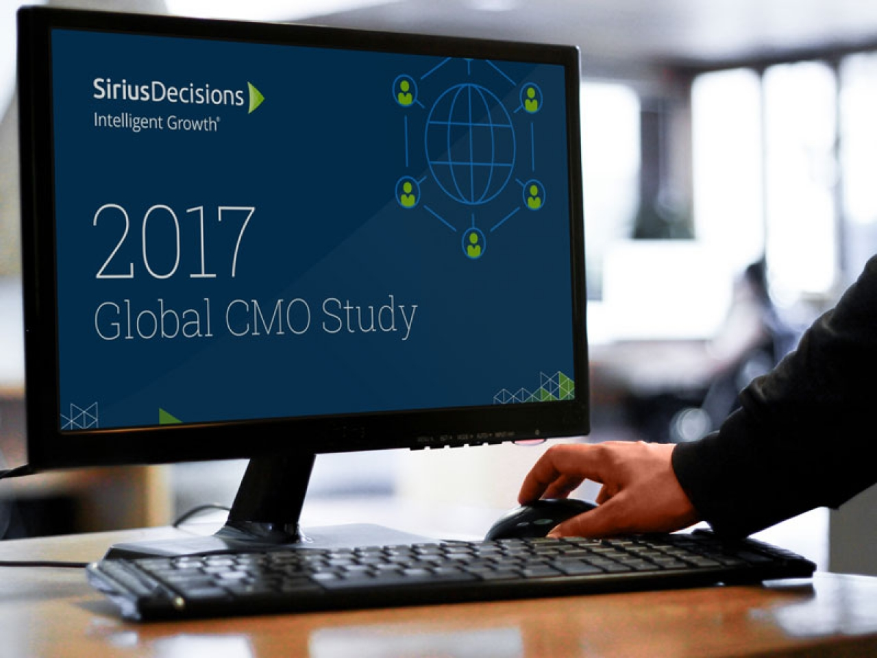 SiriusDecisions Survey Shows CMOs Fueling Growth Strategies With Buyer-Centric Tools & Skill Sets