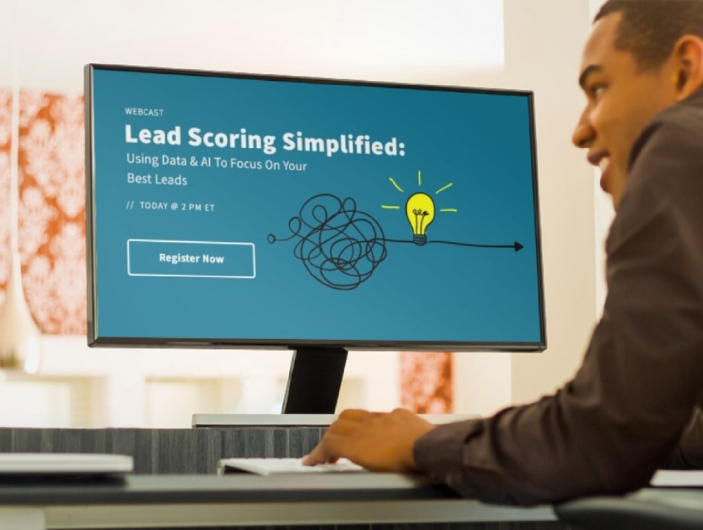 Did They Bring Their Friends? Using AI To Simplify & Streamline Lead Scoring