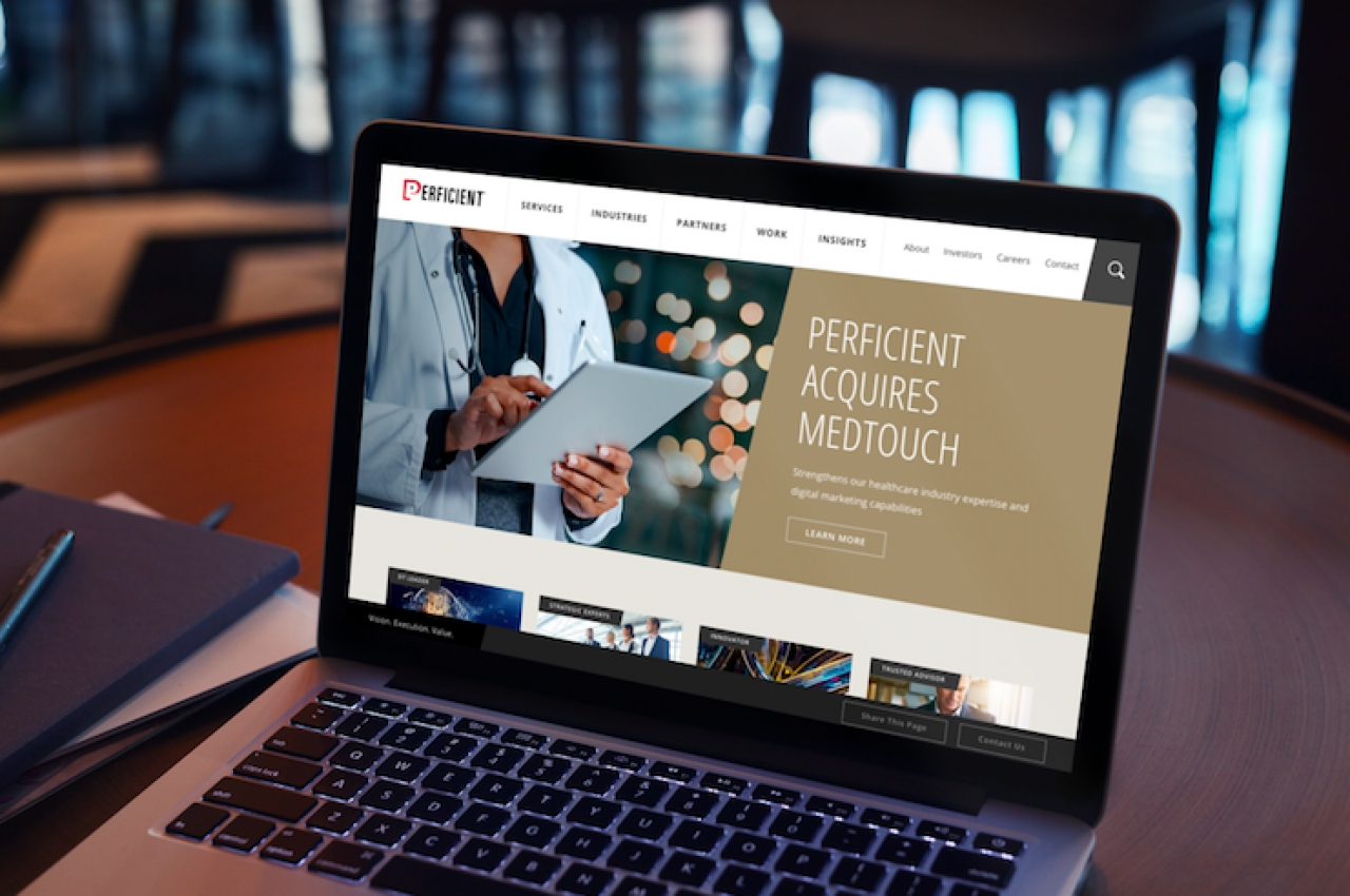 Perficient Acquires Digital Consultancy MedTouch