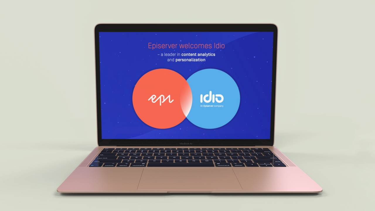 Idio To Be Acquired By Episerver