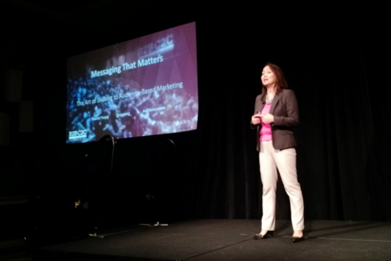 SiriusDecisions' Rachel Young: Adaptable Messaging For Targeting Buyer Personas Boosts Engagement