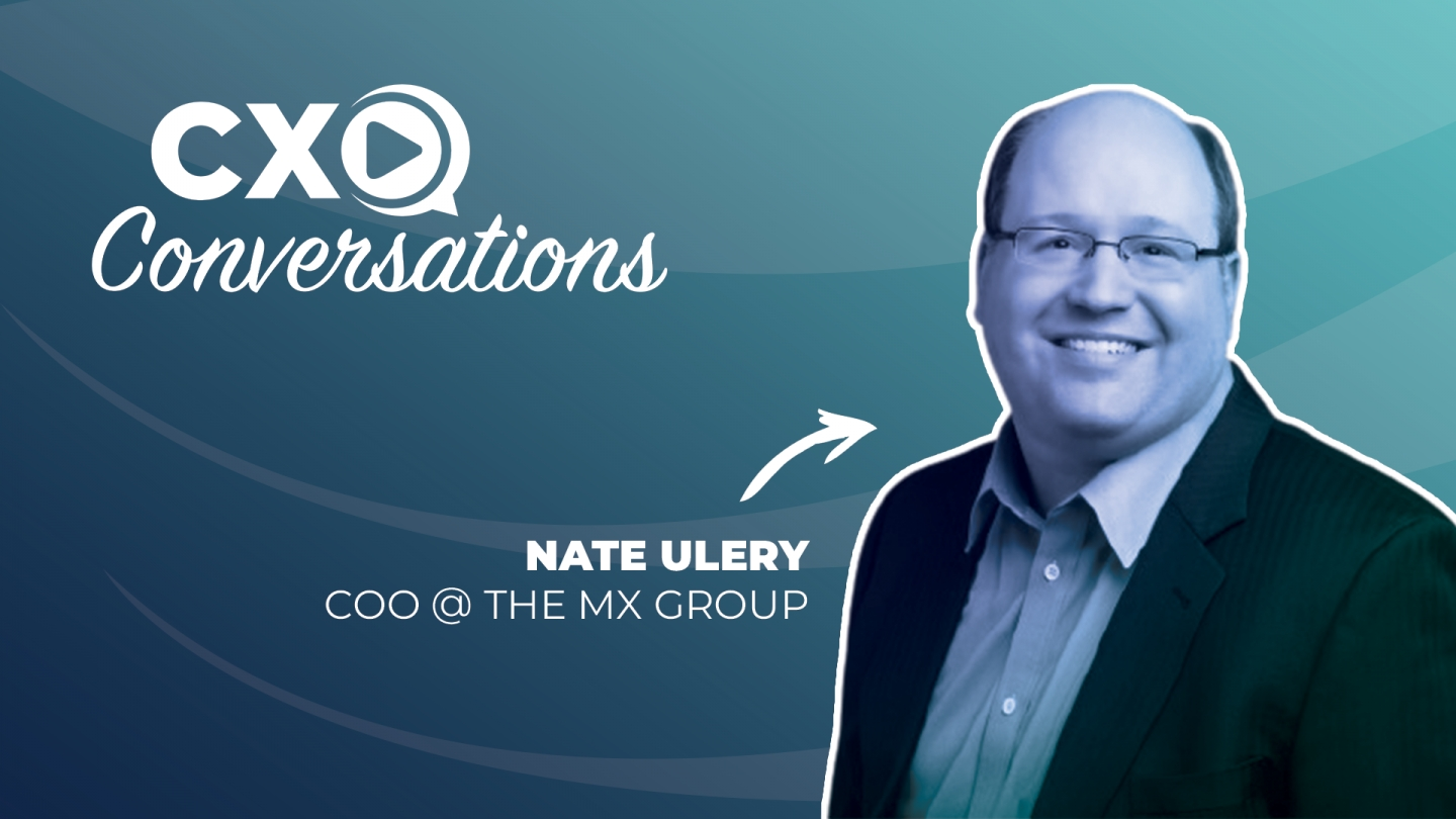 CXO Conversations: The Mx Group COO The Importance Of Expert Elevation For Brand Credibility
