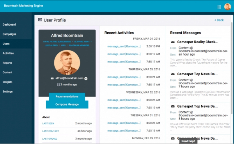 BoomTrain Partners With SparkPost To Enable Email Personalization