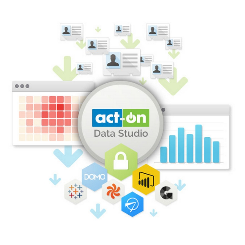 Act-On Launches Data Studio To Ease The Exporting Of Data To BI Tools