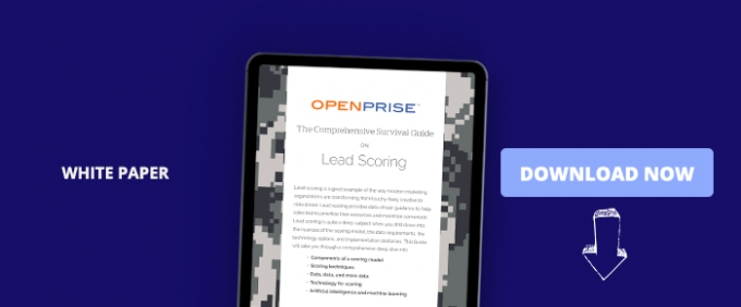 The Comprehensive Survival Guide On Lead Scoring