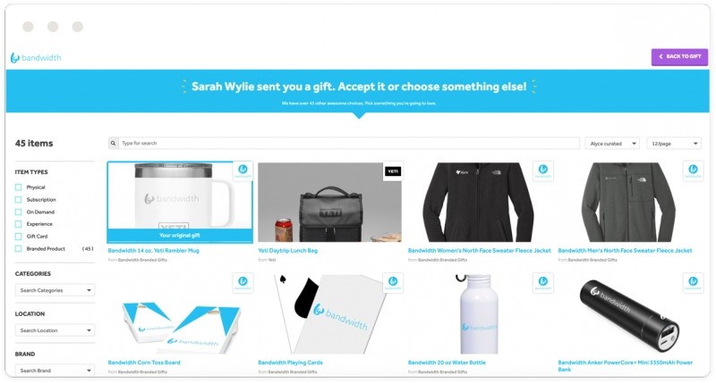 New Alyce Gifting Tool Aims To Make Tactile Marketing Personal & Measurable