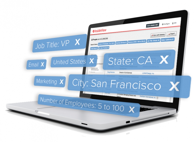 InsideView Partners With Campaign Stars To Increase Campaign Targeting Capabilities