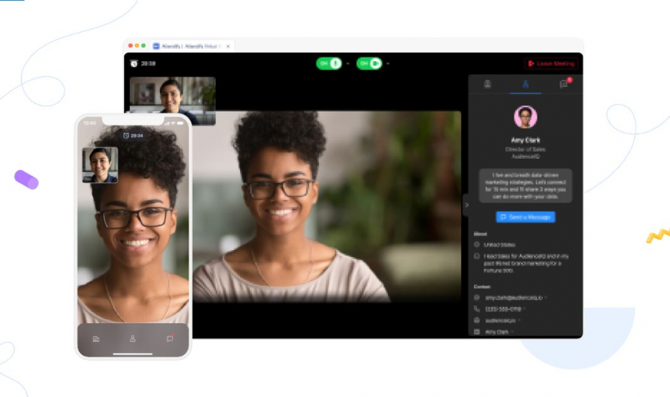 Attendify Launches 'MeetNow' Tool For Private Video Calls
