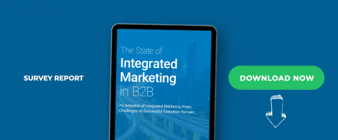 The State Of Integrated Marketing In B2B