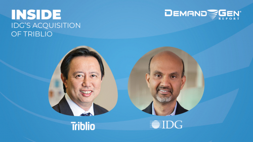 Inside IDG's Acquisition of Triblio With Mohamad Ali & Andre Yee