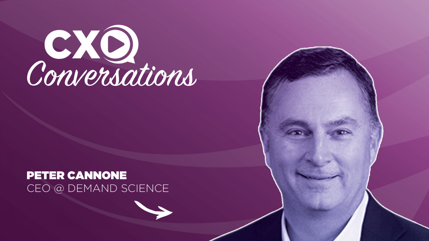 CXO Conversations: Demand Science CEO Discusses Transition To His New Role, Team Building & More