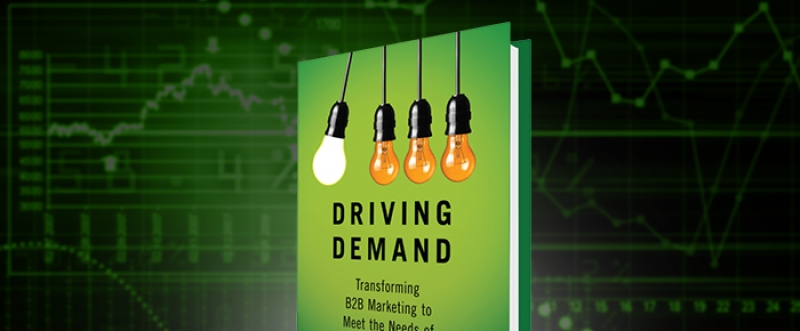 Q&A With Carlos Hidalgo, Author Of Driving Demand, Highlights Real-World Examples And Roadmap For B2B Transformation