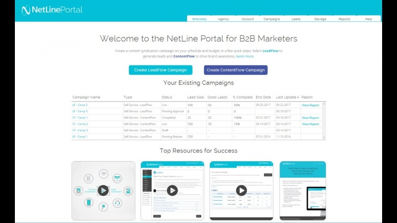 NetLine Updates Portal With Self-Service ABM Capabilities