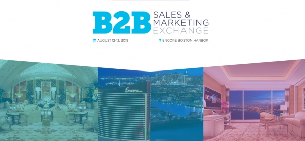 3 Reasons To Add The B2B Sales & Marketing Exchange To Your Must-Attend Event List