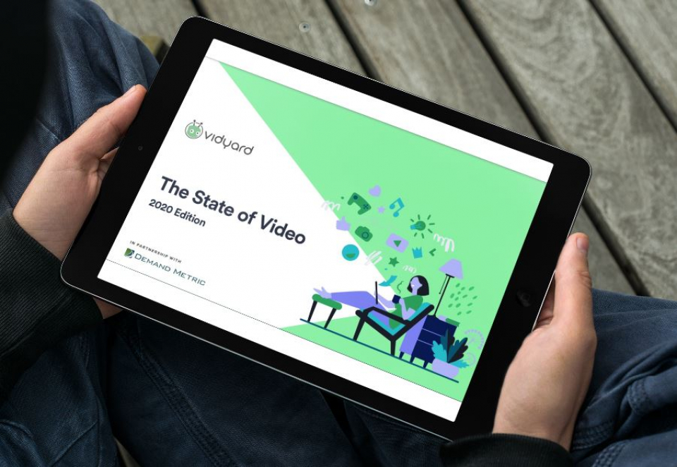New Research: 83% Of Sales Professionals Cite Video Content As 'Very Important' To Their Strategies