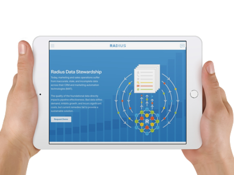 Radius Launches Data Quality Solution