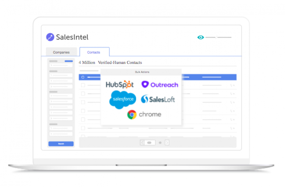 SalesIntel Contact Data Platform Aims To Help Create Ideal Prospecting List