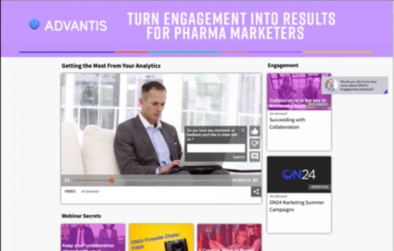 ON24 Target Aims To Help Marketers Deliver Personalized Campaigns