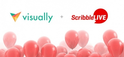 ScribbleLive Acquires Visually To Offer Data-Driven Content Marketing
