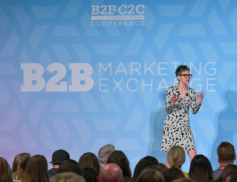 #B2BMX 2020 Day One: Creative Storytelling, Alignment & Accountability Take Center Stage For B2B Success