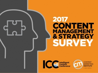 Study: Less Than Half Of Marketers Have A Strategy For Managing Content As A Business Asset