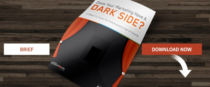 Does Your Marketing Have A Dark Side? 3 Ways To Avoid The Personalization Hall Of Shame