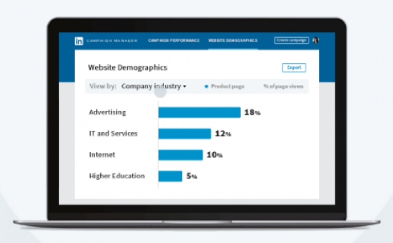 LinkedIn Unveils Website Demographics Tracking Tool