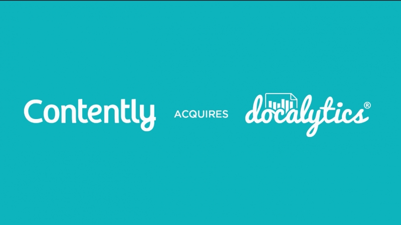 Contently Acquires Docalytics To Optimize Customer Content Efforts