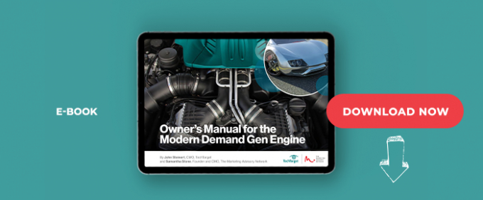 Owner's Manual For The Modern Demand Gen Engine