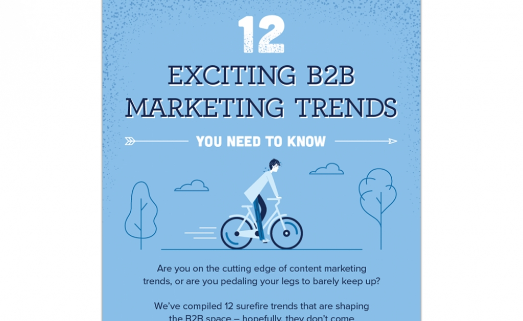 12 Exciting B2B Marketing Trends You Need To Know