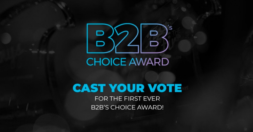 Which Of These 6 Companies Will Win Our First B2B's Choice Award?