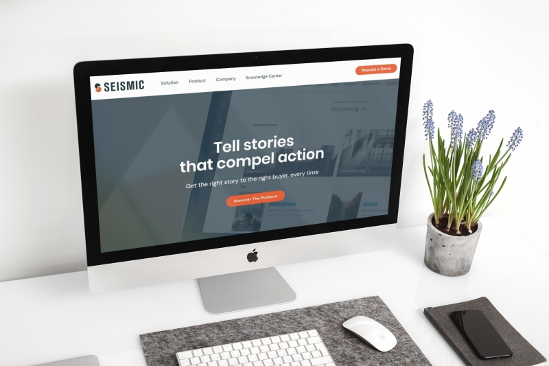 Seismic Announces Enhancements To Storytelling Platform