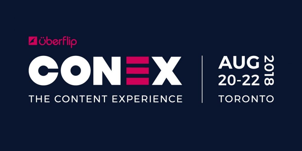 Conex: The Content Experience 2018