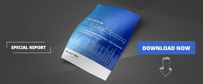 The State Of B2B Lead Scoring