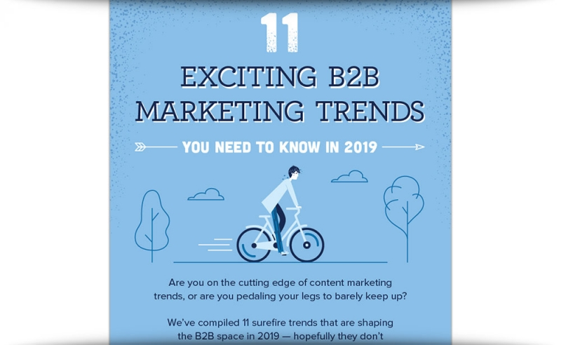 11 Exciting B2B Marketing Trends You Need To Know In 2019